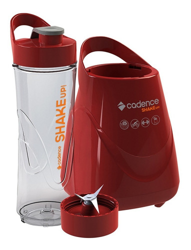 Blender Shake-up Rojo Cadence