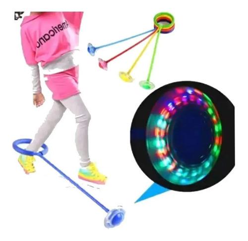 Saltador De Luces Led Para Niños
