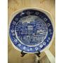 Pratinho Miniatura Porcelana Para Coleção,decoração A Original