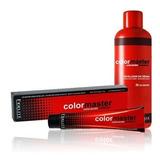 24 Tinturas Fidelite Colormaster X 60g + 2 Oxidantes S/c