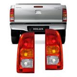 Par De Faros Toyota Hilux 2005 2006 2007 2008 2009 2010 Orig