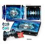 Skin Playstation 3 Ps3 Slim Vinil Pelicula Fosco Original