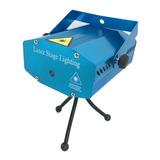 Laser Lluvia Audioritmico Multipunto Luces Dj Fiestas