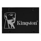 Disco Sólido Interno Kingston Skc600/1024g 1tb Negro