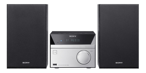 Equipo De Audio Microcomponente Con Bluetooth Sony Cmt-sbt20