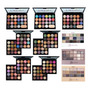 10 Paletas De Sombras Matte E 3d Ruby Rose Atacado Pocket Original