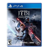 Star Wars: Jedi Fallen Order Standard Edition Físico Ps4 Electronic Arts