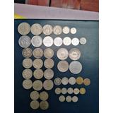 Monedas De Costa Rica Se Venden Juntas