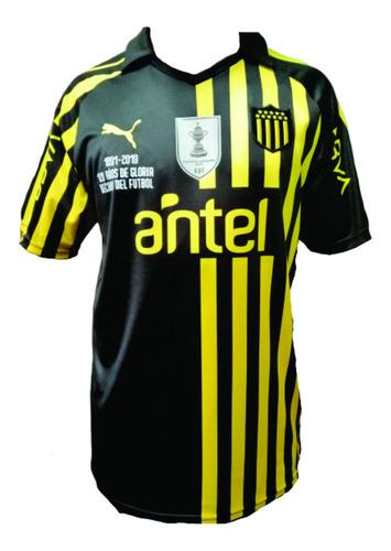 Camiseta Peñarol Puma Aniversario 128 Años 2019 - Auge