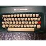 Máquina De Escrever Portátil Olivetti Nom 354-l Datilografia Original