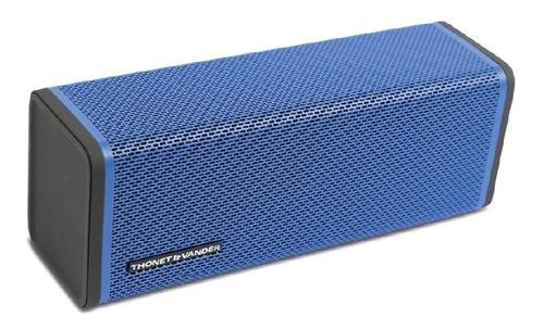 Parlante Bluetooth Portatil Thonet Vander Frei 8 Hs Bateria
