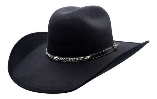 Sombrero Vaquero Unisex Moda Resistente Atractivo Versatil