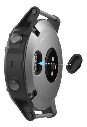 Tapón Antipolvo Para Reloj Garmin