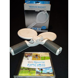 Juego Wii - Wii Sports + 2  Raqueta Para Comando Wii-remote