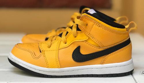 Zapatillas Nike Jordan Niño Impecables Traídas De Usa!