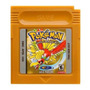 Cartucho Fita Pokémon Gold Version - Game Boy Gbc Gba Original