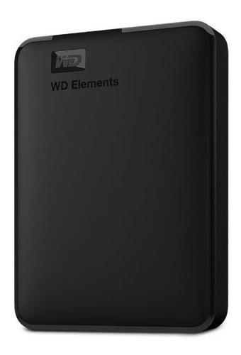 Disco Rigido Externo 4tb Western Digital Elements Hd Portatil Usb 3.0