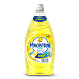 Detergente Magistral Multiuso Limón Sintético En Botella 750ml