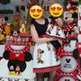 Fantasia Tal Mãe Tal Filha Minnie Vestido Original