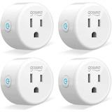 4 Enchufes Inteligentes -smart Plug-alexa. Tienda Y Garantia