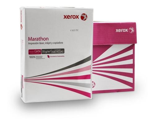 Paquete De Hoja Bond Carta Marathon 500 Hojas 1 Resma