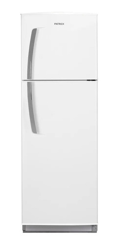 Heladera Con Freezer Patrick Hpk135m00b Blanca 264l