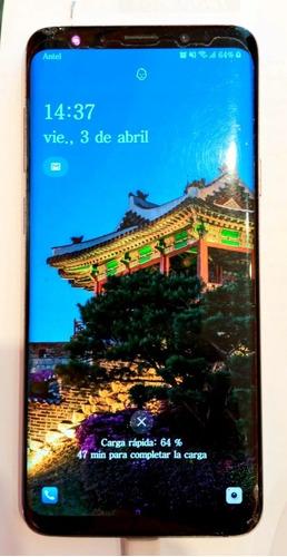 Samsung Galaxy S9 + Rosa