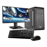 Pc Computadora Amd 3.5ghz Completa C/monitor Led 19 Nueva
