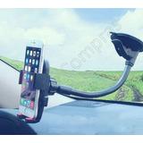 Suporte Celular Gps Carro Veicular Articulado Trava Aut.