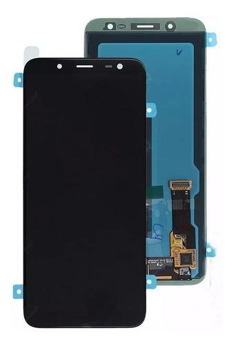 Display Pantalla Touch Celular Para Samsung J6 J600 Negro