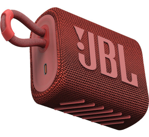 Parlante Jbl Go 3 Bluetooth Portátil Sumergible Original Go3