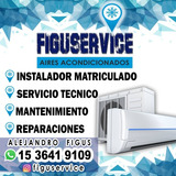 Servicio Tecnico E Instalacion De Aires Acondicionados!