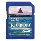 Tarjeta Sd (2gb) Kinsgton