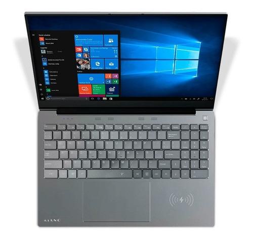 Notebook Kiano Elegance 15.6 Intel I3 8gb Ssd256gb W10 Pro
