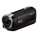 Câmera De Vídeo Sony Handycam Hdr-cx405 Full Hd Ntsc/pal Preta