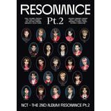 Nct Resonance Pt 2  Arrival Version Cd + Libro Nuevo Import.