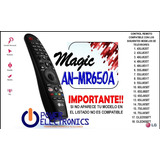Control Magic An-mr650a Tv LG Original 2017 Nuevo