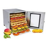 Máquina Deshidratadora De Alimentos De Acero Inoxidable Morv