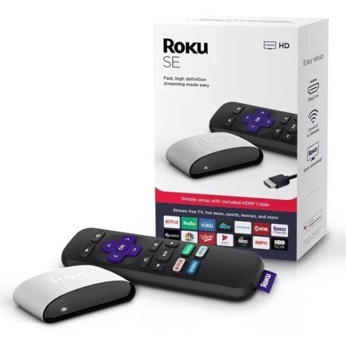 Roku Se Hd Streaming Media Player