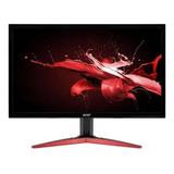 Monitor Gamer Acer Kg241q-s Led 23.6  Preto 100v/240v