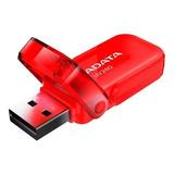 Memoria Usb Adata Uv240 32gb 2.0 Rojo
