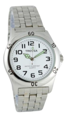 Reloj Tressa Madrid- Malla Metal- Caballero 05