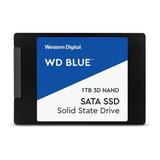 Disco Sólido Ssd Interno Western Digital  Wds100t2b0a 1tb Azul