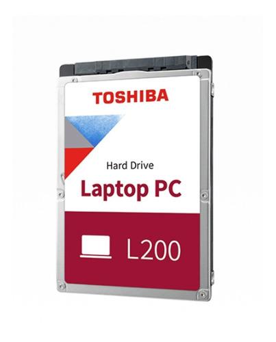 Disco Rígido Toshiba 2tb Para Notebook Ps4 2,5'' 5400 Rpm