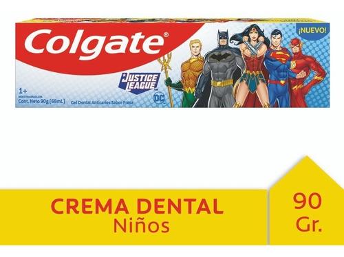 Crema Dental Justice League 90g
