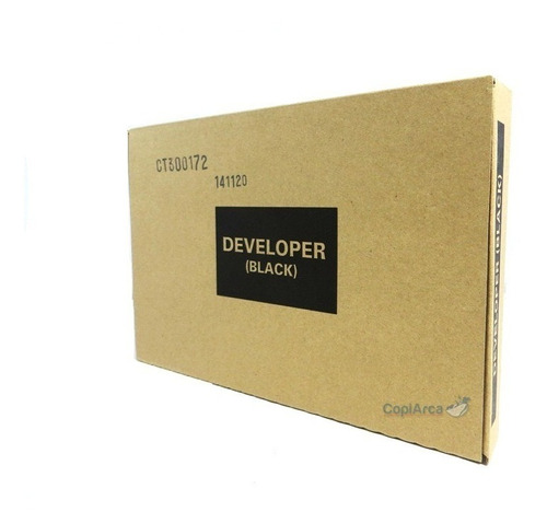 Docucolor 252 Xerox Revelador Negro Facturado 675k17930