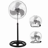 Ventilador Metalico 3 En 1 - Ventilacion Garantía 6 Meses!