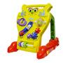 Andador Iantil Para Bebê Educativo 2 Em 1 Menino E Menina Original