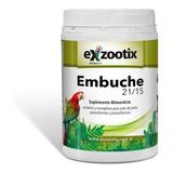 Alimento Pasta Embuche Aves Loros Exzootix 21/15 500 Gr