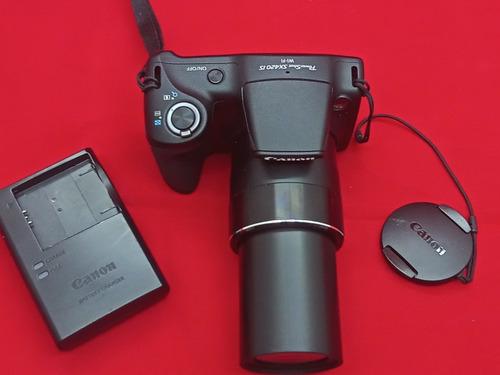 Camara Semi Profecional Canon Powershot Sx420 Is 20 Mpx
